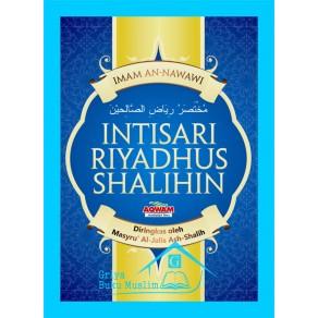 BUKU INTISARI RIYADUSH SHALIHIN