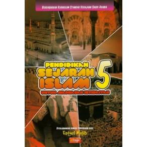 BUKU PENDIDIKAN SEJARAH ISLAM UNTUK MADRASAH IBTIDAIYAH KEAS 5