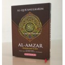 AL QUR'ANUL KARIM AL-AMZAR TERJEMAH NON TAJWID UKURAN A5 (15 CM X 20 CM)