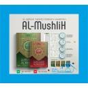 AL-QURAN TAJWID PER KATA SAMBUNG AL-MUSHLIH A5