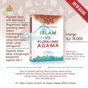 BUKU ISLAM VS PLURALISME AGAMA