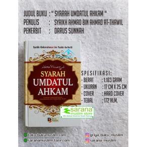 BUKU SYARAH UMDATUL AHKAM (Penjelas Hadits Hadits Hukum)