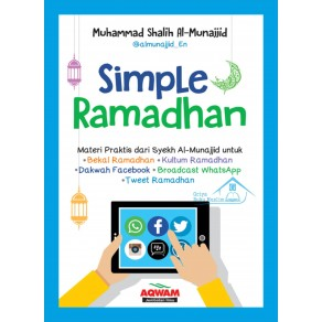 BUKU SIMPLE RAMADHAN