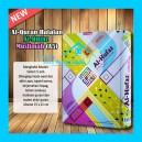 AL-QURAN HAFALAN AL-HUFAZ MUSLIMAH UKURAN A5 15 CM X 21 CM