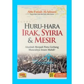 BUKU HURU-HARA IRAK, SYIRIA & MESIR
