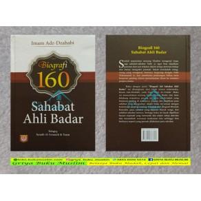 BUKU BIOGRAFI 160 SAHABAT AHLI BADAR