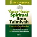 BUKU CATATAN CATATAN SPIRITUAL IBNU TAIMIYAH