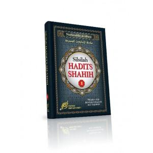 BUKU SILSILAH HADITS SHAHIH SYAIKH MUHAMMAD NASHIRUDIN AL-ALBANI 3 JILID LENGKAP