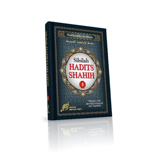 Buku Silsilah Hadits Shahih Syaikh Muhammad Nashirudin Al Albani 3