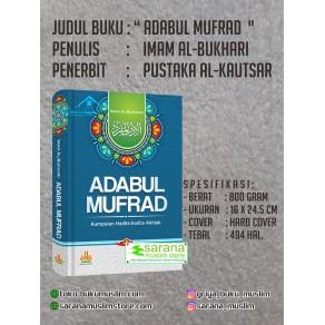 BUKU ADABUL MUFRAD