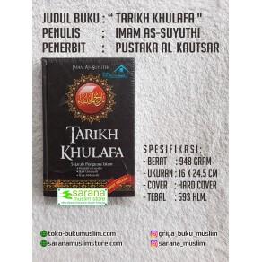 BUKU TARIKH KHULAFA | SEJARAH PENGUASA ISLAM