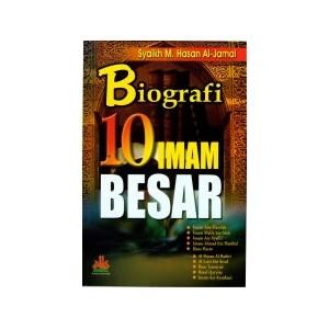 BUKU BIOGRAFI 10 IMAM BESAR
