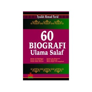 BUKU 60 BIOGRAFI ULAMA SALAF
