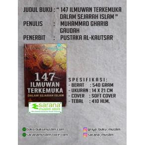 BUKU 147 ILMUWAN TERKEMUKA DALAM SEJARAH ISLAM