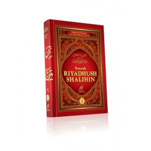 BUKU SYARAH RIYADHUS SHALIHIN 1 SET 5 JILID LENGKAP