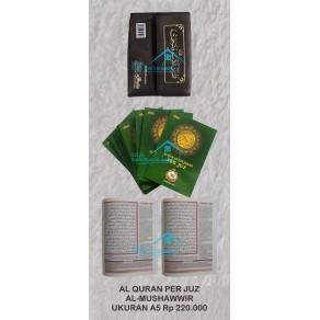 AL QURAN AL-MUSHAWWIR TERJEMAH PER JUZ 1-30