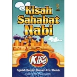 BUKU KISAH SAHABAT NABI FOR KIDS