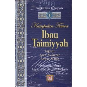 BUKU MAJMU' FATAWA IBNU TAIMIYYAH (LENGKAP 28 JILID)