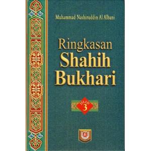 BUKU RINGKASAN SHAHIH BUKHARI (5 JILID LENGKAP)