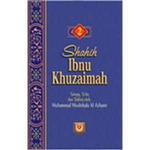 BUKU SHAHIH IBNU KHUZAIMAH (4 JILID LENGKAP)