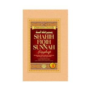 BUKU SHAHIH FIKIH SUNNAH (4 JILID LENGKAP)