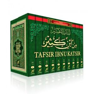 BUKU TAFSIR AL-QUR'AN IBNU KATSIR EDISI 10 JILID