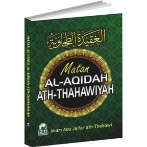 BUKU MATAN AL AQIDAH ATH THAHAWIYAH