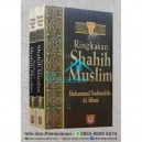 BUKU RINGKASAN SHAHIH MUSLIM (2 JILID LENGKAP)