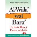 BUKU AL-WALA' WAL BARA' | CINTA & BENCI KARENA ALLAH