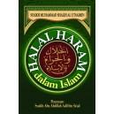 BUKU HALAL DAN HARAM DALAM ISLAM