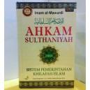 BUKU AHKAM SULTHANIYAH IMAM AL MAWARDI