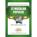 BUKU CATATAN BUKU 37 MASALAH POPULER