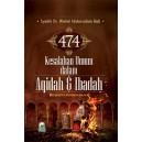 474 Kesalahan Umum Dalam Aqidah dan Ibadah (Buku Koreksi Ibadah)