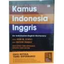 BUKU KAMUS INDONESIA - INGGRIS (HC)