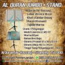 AL QURAN JUMBO AR-RAZZAQ PLUS STANDING TRIPOD