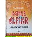 BUKU KAMUS AL FIKR - KAMUS INDONESIA-ARAB-INGGRIS & ARAB-INDONESIA-INGGRIS
