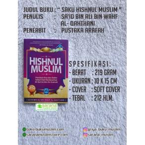 BUKU SAKU HISHNUL MUSLIM