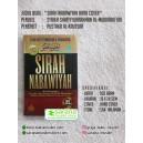 BUKU SIRAH NABAWIYAH (HARD COVER)