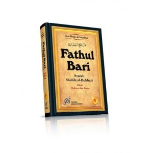 BUKU FATHUL BARI JILID 1-28 BELUM LENGKAP (PENJELAS KITAB SHAHIH AL-BUKHARI)
