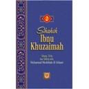 BUKU SHAHIH IBNU KHUZAIMAH 4 JILID LENGKAP
